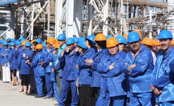 Жамбылская область должна стать центром национальной химической промышленности - Т. Абайдильдин
