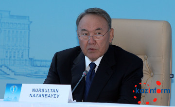Attempts to use Islam as a justification of extremism, terrorism blasphemous - President Nazarbayev