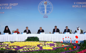 Nazarbayev: People's Assembly of Kazakhstan is a core value for all citizens