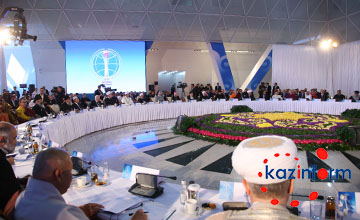 Nursultan Nazarbayev: Mass media, Internet used to incite inter-faith hatred