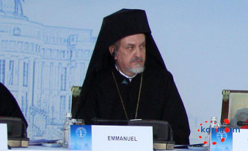 Metropolitan of France: Violence cannot be justified by religion