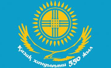 550-ЛЕТИЕ КАЗАХСКОГО ХАНСТВА: Молодые жамбылцы состязались в художественной декламации народного эпоса