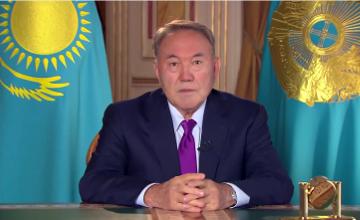Обращение Президента РК к народу Казахстана в связи с завершением переговоров о вступлении в ВТО (ВИДЕО)