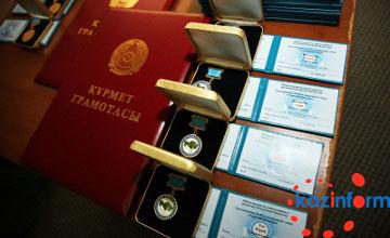Работники СМИ и связи служат мостом между властью и народом - Б.Сапарбаев (ФОТО)
