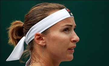 Shvedova lost out to Mirjana Lucic-Baroni at Wimbledon