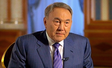 На местах сами должны решать, где дорогу построить, куда воду повернуть - Н. Назарбаев
