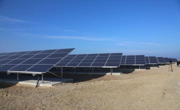 ДЕНЬ ИНДУСТРИАЛИЗАЦИИ: В Жамбылской области запустили солнечную электростанцию «Бурное Солар-1»