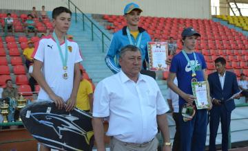 В Таразе на молодежном чемпионате страны по пожарно-спасательному спорту поставлены новые рекорды (ФОТО)