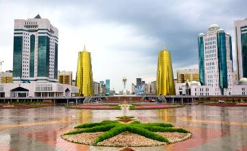Астана стала национальным брендом Казахстана - Ж.Карибаев