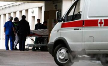 В Таразе госпитализирован мужчина с ожогами из-за загоревшейся автомашины