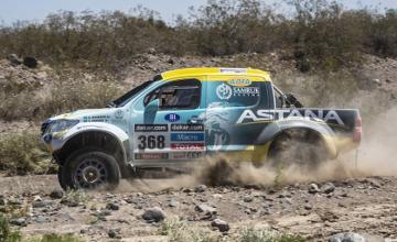Экипаж команды «Astana Motorsports» лидирует в Кубке мира с отрывом в 16 очков