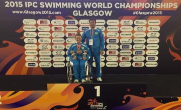 Жамбылская спортсменка Зульфия Габидуллина получила путевку на Паралимпиаду в Рио