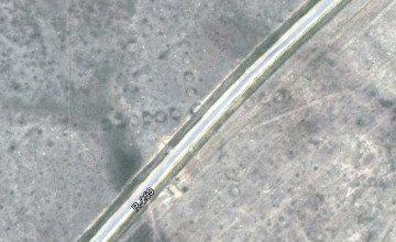 Unique geoglyphs of Kazakhstan irreparably destroyed