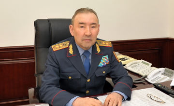 About 6,000 policemen resign every year - M.Demeuov