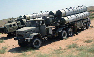 Russia delivers five S-300 missiles to Kazakhstan