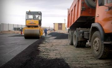 ГОСГРАНИЦА: В 2016 году начнется строительство республиканской  трассы Атырау - Астрахань