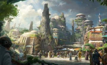 Disney to open 'Star Wars' theme parks