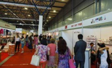 В Алматы открылась Х международная специализированная выставка детских товаров