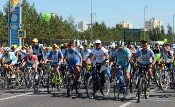 """Astana Duathlon-20015"" to be held in capital for the first time ever"