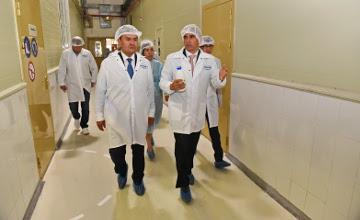 СДЕЛАНО В КАЗАХСТАНЕ: В Алматинской области начали производство новых кисломолочных продуктов на заводе Danone Berkut (ФОТО)