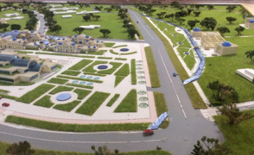 В дни празднования 550-летия Казахского ханства в  Таразе откроют археологический парк (ФОТО)