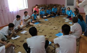 Форум молодежи прошел в Жамбылской области