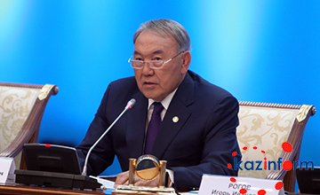 Kazakhstan chose right path at constitutional referendum in August 1995 - President