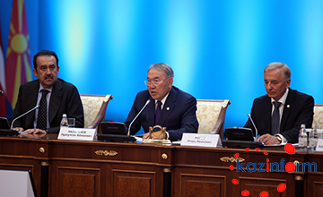 Our Constitution has legal instruments for successful development - Kazakh President