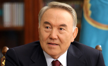 Interview: Kazakh president praises China's role in defeating Fascism