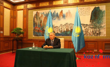 We have to learn from the Chinese how to fight against corruption – President Nazarbayev