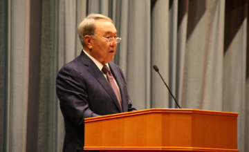 President Nazarbayev appreciates China for commemoration of Kazakhstani soldiers who fought against Japanese aggressors