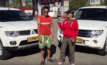 Известная казахстанская певица Диана Шарапова спела на автомойке (ВИДЕО)