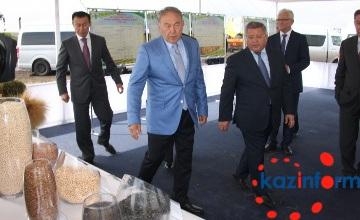 纳扎尔巴耶夫:世贸组织曾要求哈萨克斯坦限制农业补贴