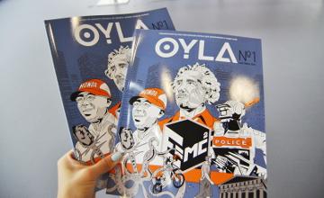 В Казахстане запустили первый научно-популярный журнал для школьников (ФОТО)