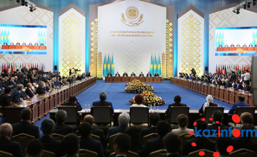 President: Kazakhstan to be remembered for boosting security in Central Asia