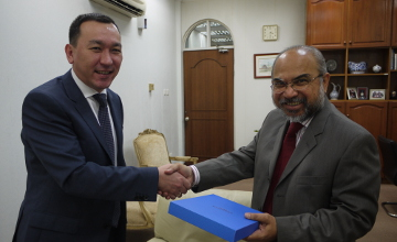 Head of a Malaysian think-tank keen to cooperate with partners from Kazakhstan