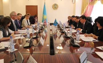 Kazakh President to visit the United Kingdom