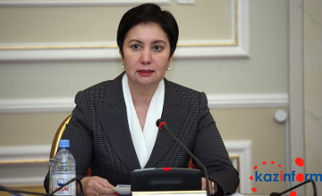 G. Abdykalikova held several meetings within Eurasian Women's Forum in St. Petersburg