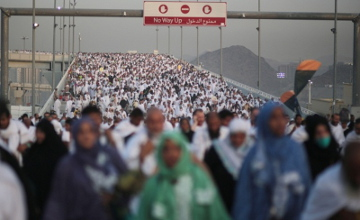 Saudi Arabia says 220 pilgrims dead in Haj accident