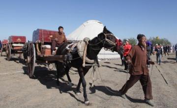 Караван «Китай-Казахстан» объединяет 550-летие Казахского ханства и 66-летие становления КНР - эксперт (ФОТО)