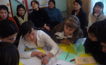 В Таразе состоялось чествование лучших педагогов Жамбылской области (ФОТО)