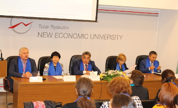 Отделы кадров должны стать центрами управления развитием людей - Ш. Тасбулатова (ФОТО)