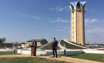 В Таразе состоялась пресс-конференция о мероприятиях в честь 550-летия Казахского ханства (ФОТО)