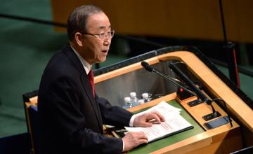 ООН: 147 стран представили свои планы по сокращению выбросов парникового газа