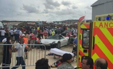 Мальтада Porsche көлігі 21 адамды басып кетті