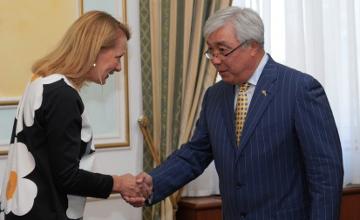 Казахстан и Финляндия намерены активизировать сотрудничество в области «зеленой» экономики