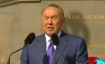 纳扎尔巴耶夫:哈萨克汗国550周年是属于全国人民的节日