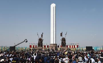 纳扎尔巴耶夫:拥有悠久历史和深厚根源的哈萨克斯坦有能力应对各类挑战
