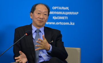 Kazakhstan must not rest on laurels of Global Competitiveness Index - S. Katsu