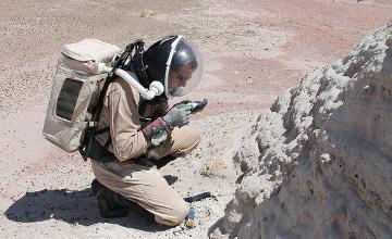 НАСА раскрыло планы по высадке астронавтов на поверхность Марса